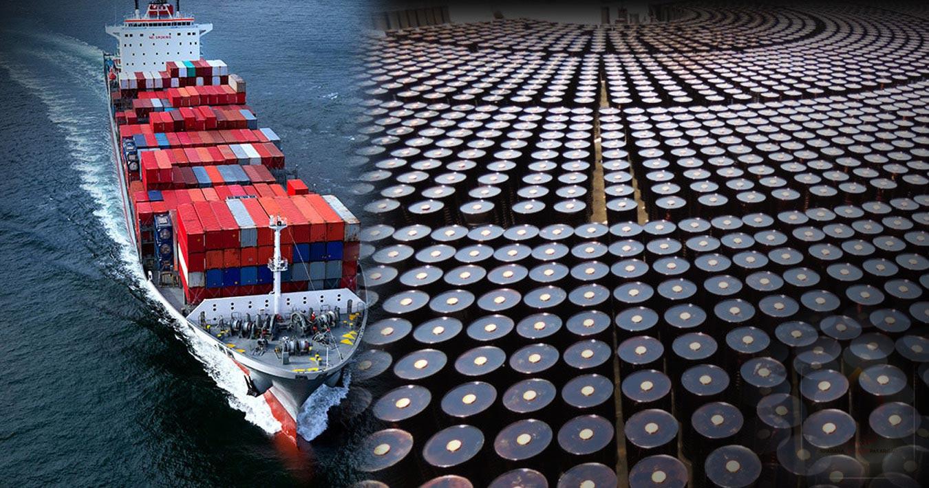 تصاویر متحرک - قیر صادراتی